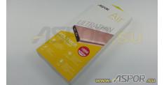 Внешний аккумулятор ASPOR A383 (Power Bank), розовое золото