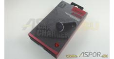 Автомобильное зарядное ASPOR A918, красный