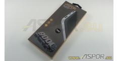 Внешний аккумулятор ASPOR A322 (Power Bank), черный