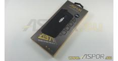 Внешний аккумулятор ASPOR A371 (Power Bank), черный