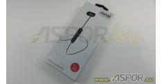 Наушники Aspor A611 (Bluetooth 4.1) + микрофон (черный)