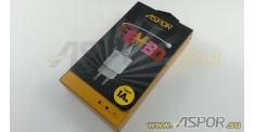 Зарядное устройство ASPOR A818 USB, + кабель USB - Type-C
