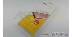Внешний аккумулятор ASPOR A373 (Power Bank), розовое золото