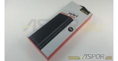 Внешний аккумулятор ASPOR A345 (Power Bank), черный