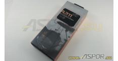 Наушники ASPOR A211 (черный) + микрофон