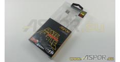 Кабель ASPOR AC-01 Plus, micro USB, 2m, белый
