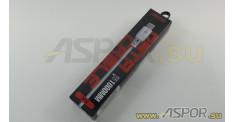 Кабель ASPOR AC-06, lightning USB, белый