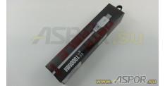 Кабель ASPOR AC-05, micro USB, белый