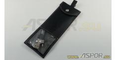 Кабель ASPOR A159, lightning USB, серый