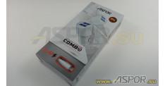 Автомобильное зарядное ASPOR A905, USB + кабель Lightning