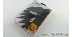 Кабель ASPOR A131L, micro USB, серый, 2m