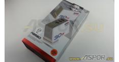 Зарядное устройство ASPOR A858Q, USB + быстрая зарядка + кабель Lightning