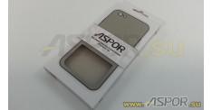 """Задняя накладка ASPOR для iPhone 6/6S (4.7""""), серия SIMPLE, серая"""