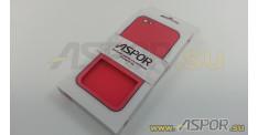 """Задняя накладка ASPOR для iPhone 6/6S (4.7""""), серия SIMPLE, красная"""