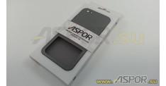 """Задняя накладка ASPOR для iPhone 6/6S (4.7""""), серия SIMPLE, черная"""
