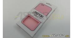 """Задняя накладка ASPOR для iPhone 6/6S (4.7""""), серия SIMPLE, розовая"""