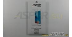 """Защитное стекло Aspor 6D (Gorilla Glass ) для телефона iPhone 6/6S (4,7""""), белое"""