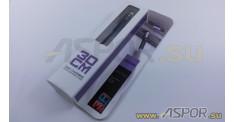 Кабель ASPOR A162, micro USB, красный