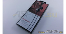 Наушники Aspor A208 (белый) + микрофон